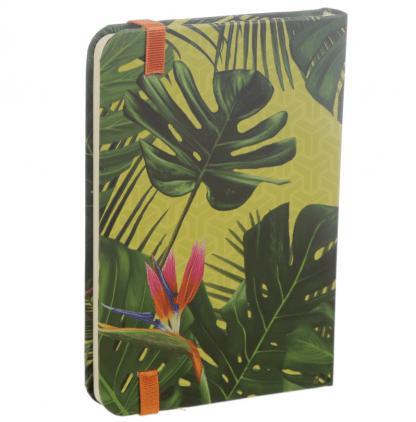 Notitieboekje Tropical A6 achterzijde